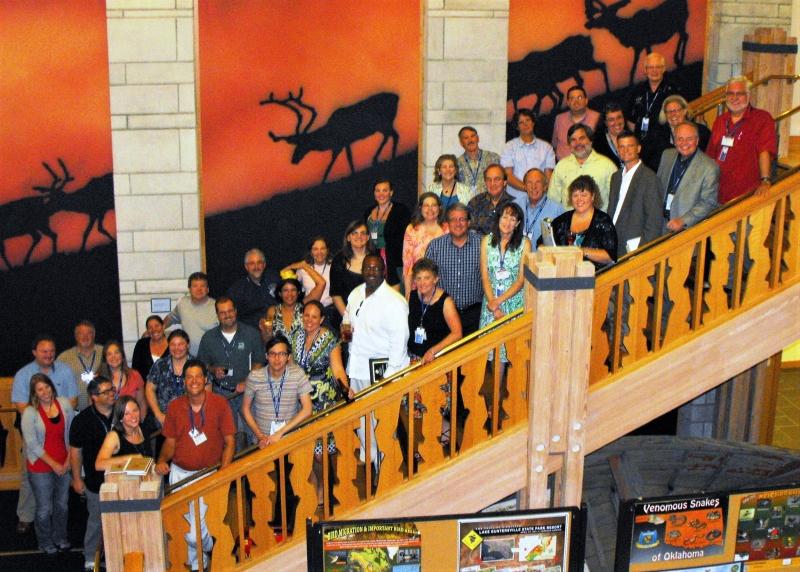 2012 ACI Conference Participants (Shepherdstown, West Virginia)