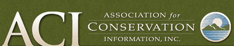 Association for Conservation Information