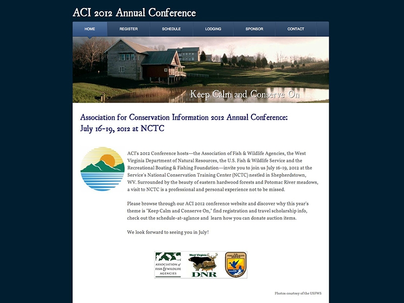 2012 ACI Conference